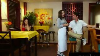 Abella danger lexy rose enjoy cafe threeway