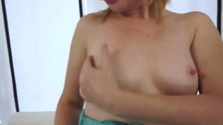 Anally pounded mature lady loves big cocks