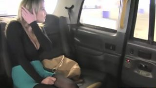 Getting Into The Fake Taxi Gets Her A Cock Ride