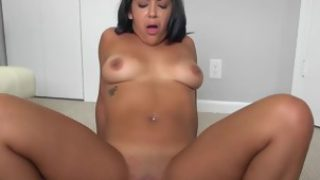 Hot Girlfriend Mia Martinez Gets Dicked Down By BF