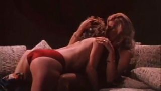 John Holmes, Chris Cassidy, Paula Wain in vintage porn movie
