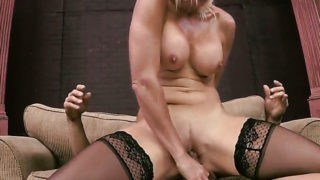 Rhylee Richards enjoys sex with her fuck