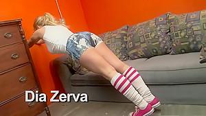 Horny pornstar Dia Zerva in fabulous big tits, mature porn clip