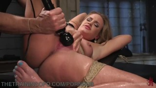 Teaching The Squirting Slut Manners